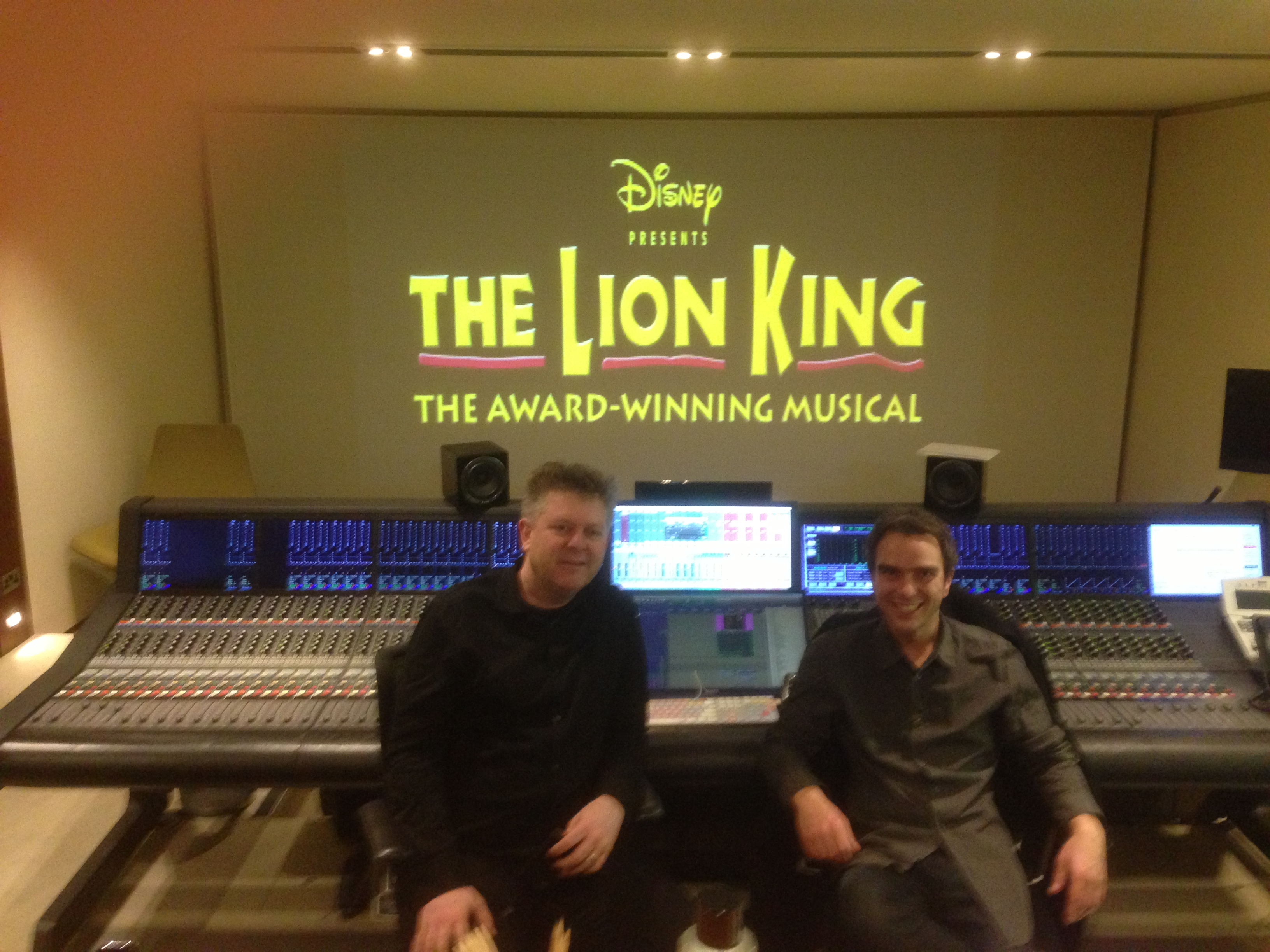 Lion King Cinema mix pic
