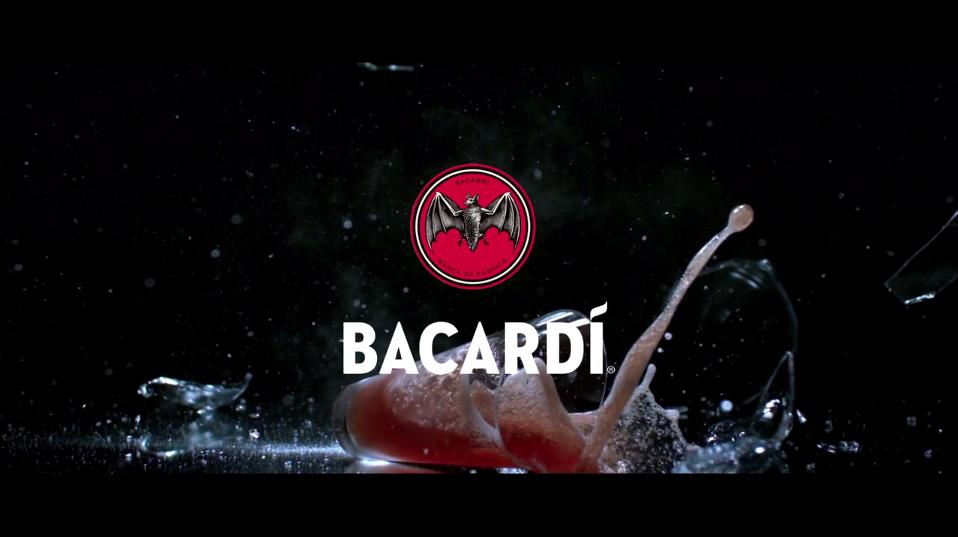 bacardi feeling text